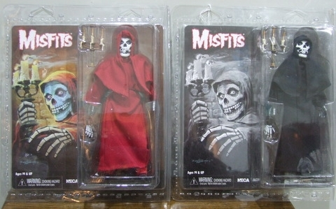 "Misfits 8"" clothed action figure - The Fiend"