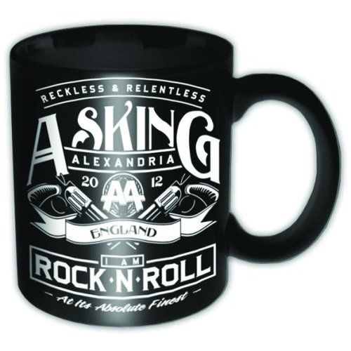 Asking Alexandria Mug - Rock n' Roll