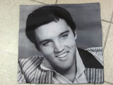 Elvis Cushion Cover