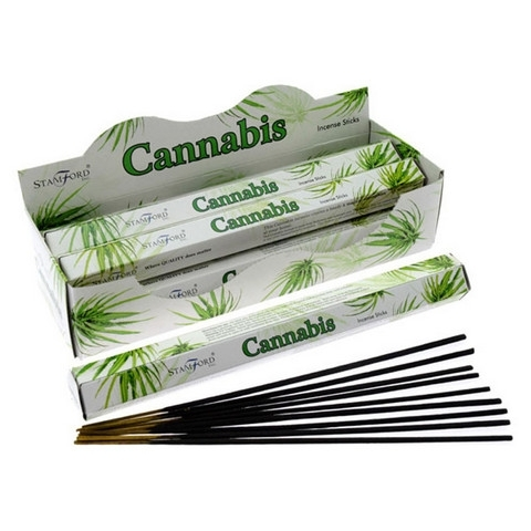 Stamford Incense Sticks - Cannabis